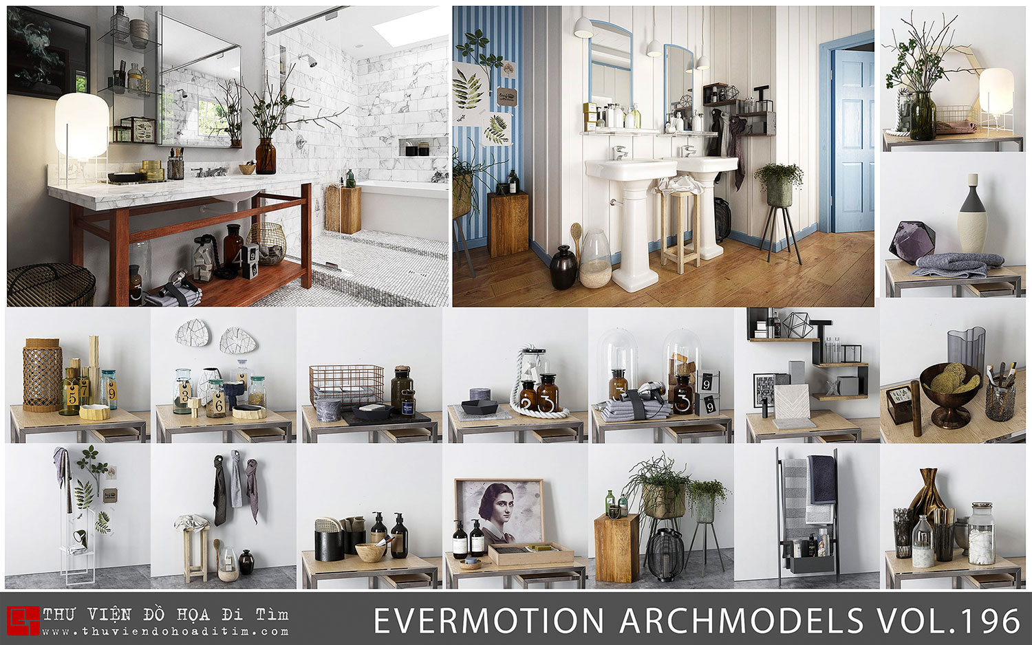 Evermotion Archmodels vol.196